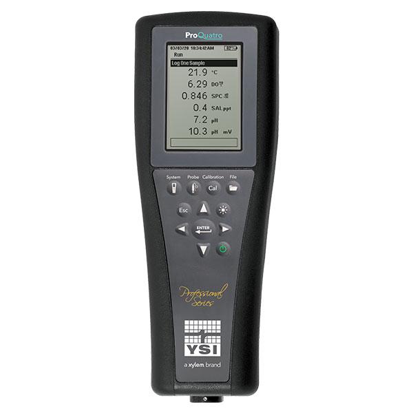 YSI ProQuatro便携式多参数水质分析仪